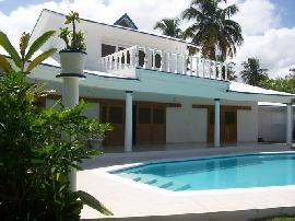 villa golf las terrenas